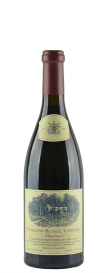 2011 Hamilton Russell Pinot Noir