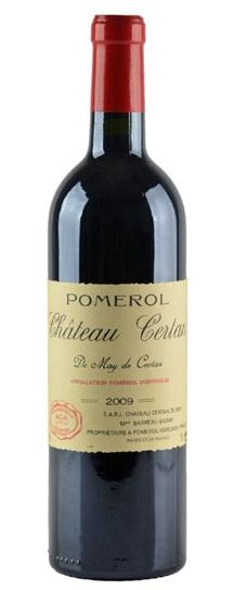 2009 Certan de May Bordeaux Blend