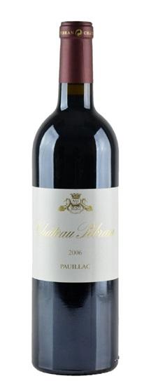 2006 Pibran Bordeaux Blend
