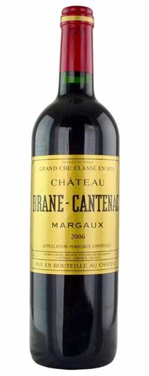 2000 Brane-Cantenac Bordeaux Blend