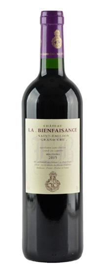 2005 La Bienfaisance Bordeaux Blend
