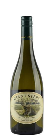 2010 Giant Steps Chardonnay Sexton Vineyard