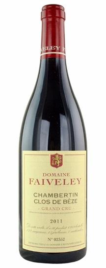 2012 Faiveley Chambertin Clos de Beze Grand Cru