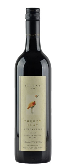 2009 Turkey Flat Vineyards Shiraz