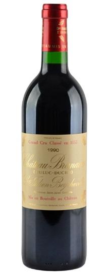 1990 Branaire-Ducru Bordeaux Blend