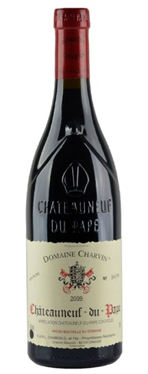 2001 Charvin, Domaine Gerard Chateauneuf du Pape