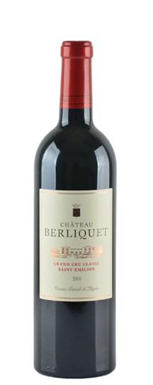 2009 Berliquet Bordeaux Blend