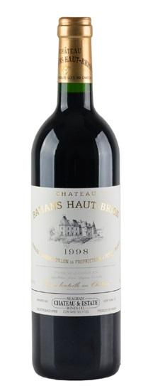 1998 Bahans-Haut-Brion Bordeaux Blend