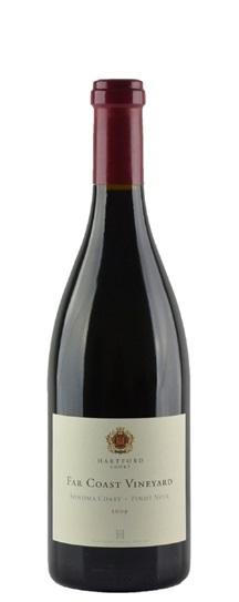 2006 Hartford Court Pinot Noir Far Coast Vineyard