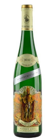 2010 Weingut Emmerich Knoll Gruner Veltliner Smaragd Loibner Vinothekfullung