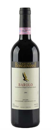 2004 Bongiovanni Barolo