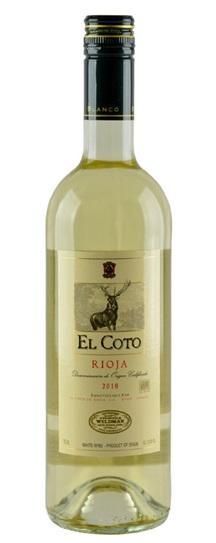 2010 El Coto de Rioja Rioja Blanco