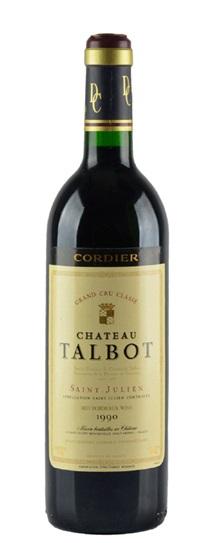 1989 Talbot Bordeaux Blend