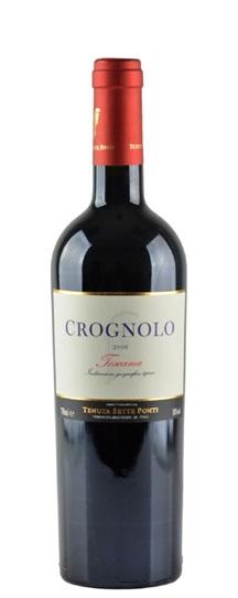 2003 Sette Ponti Crognolo Proprietary Red Wine