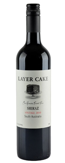 2010 Layer Cake Shiraz