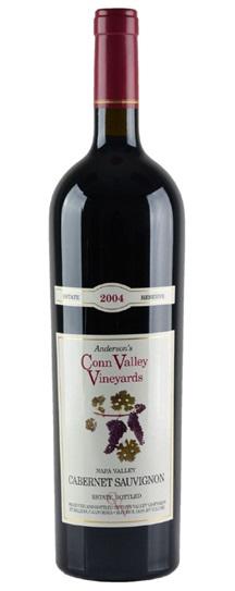 2004 Conn Valley Cabernet Sauvignon Reserve