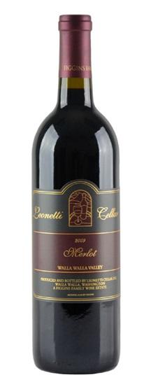 2003 Leonetti Cellar Merlot