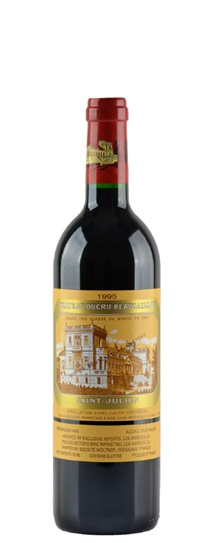 1995 Ducru Beaucaillou Bordeaux Blend