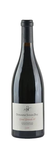 2009 Santa Duc Selections Gigondas Grand Grenache 66