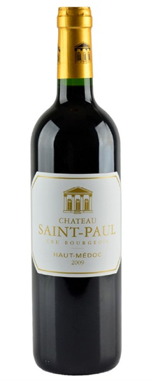 2009 Chateau Saint Paul Bordeaux Blend