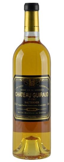 2002 Guiraud Sauternes Blend