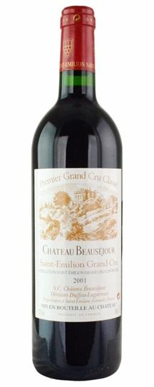 2000 Beausejour (Duffau Lagarrosse) Bordeaux Blend