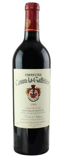 1998 Canon la Gaffeliere Bordeaux Blend