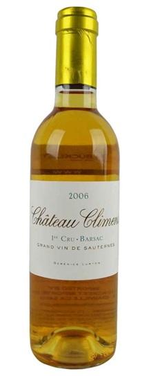 2006 Climens Sauternes Blend