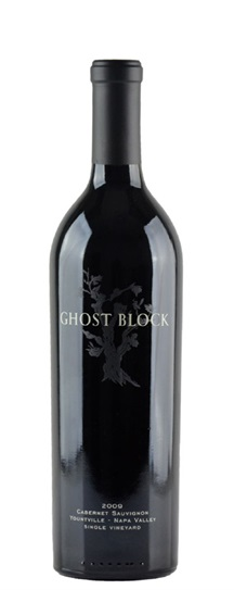 2008 Ghost Block Cabernet Sauvignon Single Vineyard