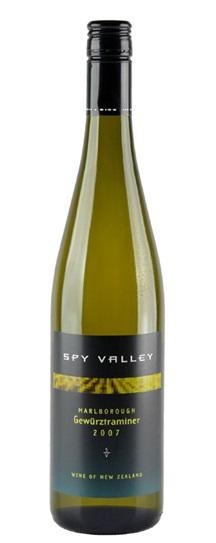 2007 Spy Valley Gewurztraminer
