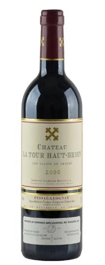 2000 Tour Haut-Brion, La Bordeaux Blend