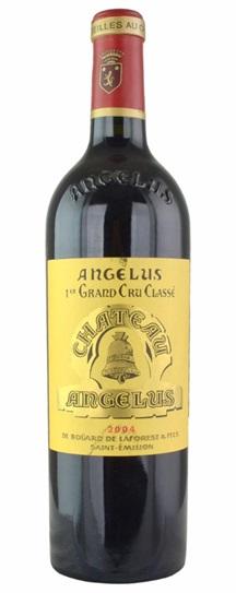 2004 Angelus Bordeaux Blend