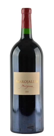 2011 Marojallia Bordeaux Blend