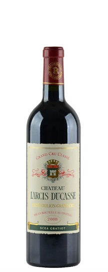 2008 Larcis-Ducasse Bordeaux Blend