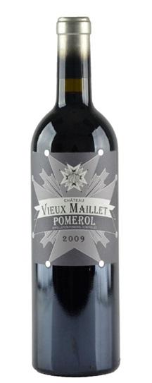 2011 Vieux Maillet Bordeaux Blend
