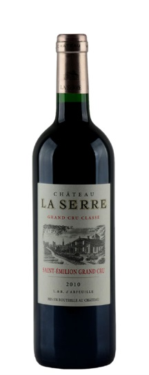 2011 La Serre Bordeaux Blend