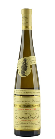 2006 Weinbach, Domaine Gewurztraminer Grand Cru Furstentum Selection de Grains Nobles