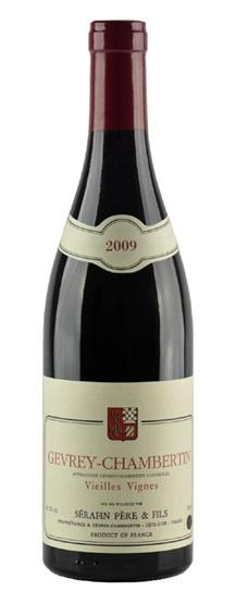 2009 Domaine Christian Serafin Gevrey Chambertin Vieilles Vignes
