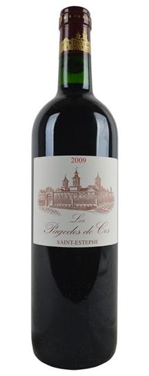 2009 Les Pagodes de Cos Bordeaux Blend