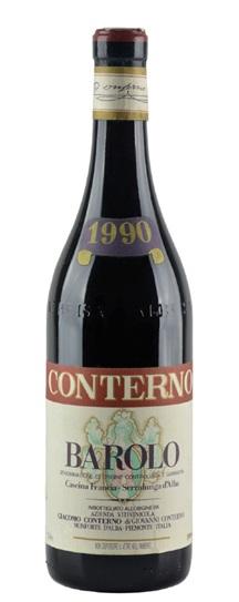 1995 Giacomo Conterno Barolo Cascina Francia