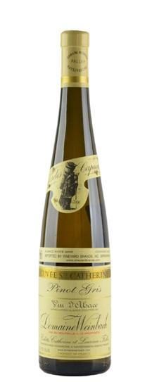 2007 Weinbach, Domaine Pinot Gris Cuvee Sainte Catherine