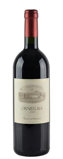 2000 Ornellaia, Tenuta dell' Ornellaia