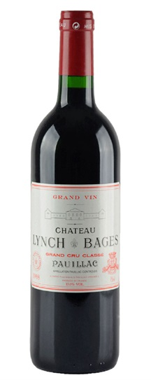 1998 Lynch Bages Bordeaux Blend