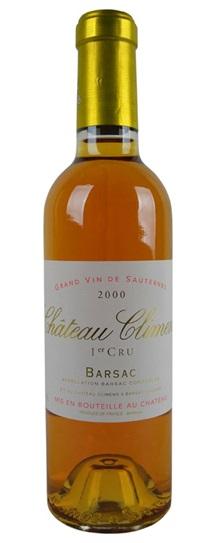 2000 Climens Sauternes Blend