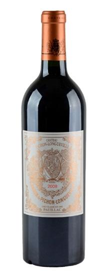 2012 Pichon-Longueville Baron Bordeaux Blend
