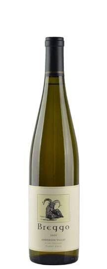 2009 Breggo Pinot Gris Wiley vineyard