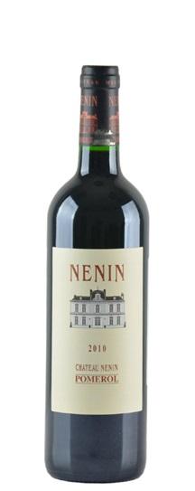 2010 Nenin Bordeaux Blend
