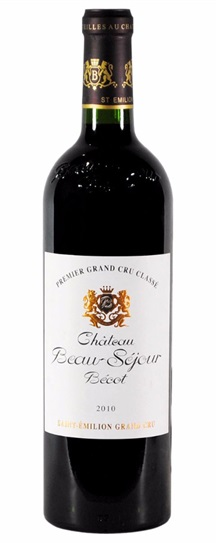 2010 Beau-Sejour-Becot Bordeaux Blend