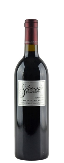 1991 Silverado Vineyards Cabernet Sauvignon Limited Reserve