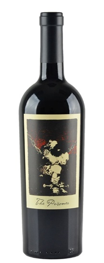 2004 Orin Swift The Prisoner Proprietary Red Wine